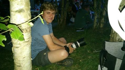 Camping Fotograag Andre